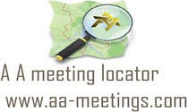 Contest Entry #7 for LOGO Design forAA Meeting Locator