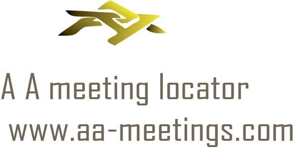 #8 for LOGO Design forAA Meeting Locator by saineefprasla