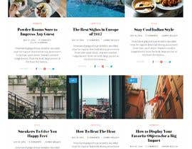 nº 8 pour Travel Tips Website Contest par tajenul