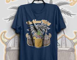 "FARUKTRB tarafından ""Caribbean Viking"" shirt designs için no 27"