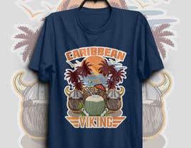 "FARUKTRB tarafından ""Caribbean Viking"" shirt designs için no 48"