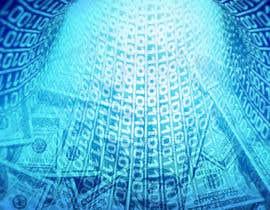 #3 cho Banks create money, sugestive cover for my ebook bởi RehanTasleem
