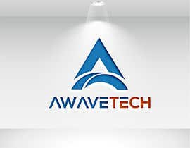 "#146 cho Logo designed for a company; name is Awavetech pronounced ""a-wave-tech"". Logo should include the letter ""a"" and a wave 1 color. Looking for something bold. The copyright and files are apart of the agreement. Files need to be sent in ai, eps, png, pdf. bởi designersumon223"