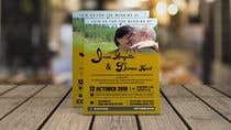 Bài tham dự #15 về Graphic Design cho cuộc thi wedding invites
