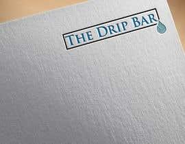 #61 для Logo Design - The Drip Bar от Shafiul1971