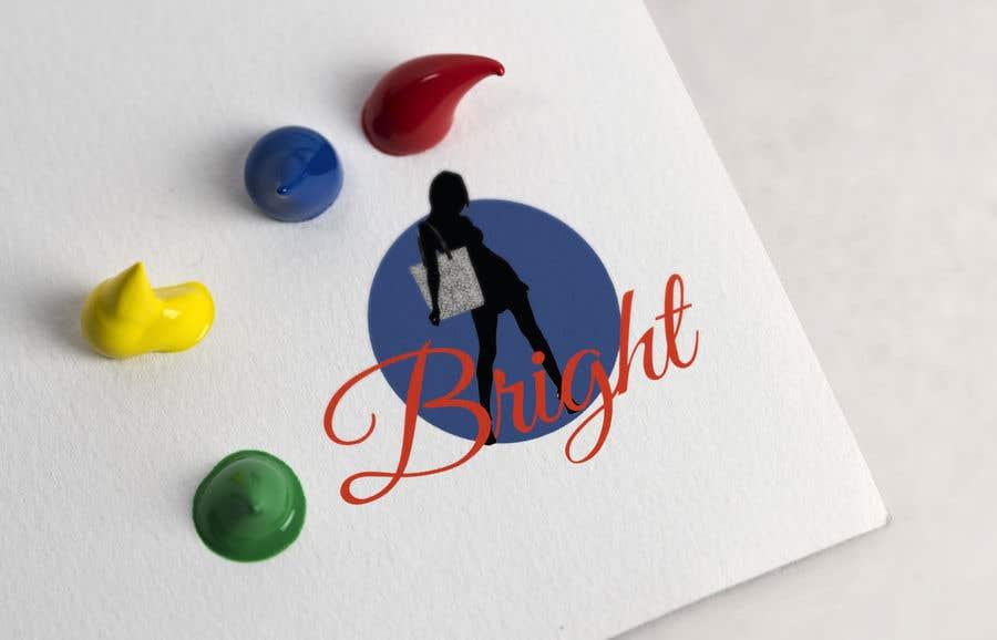 Penyertaan Peraduan #21 untuk Logo design for women shopping business