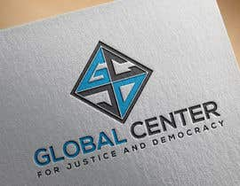 #7 dla Logo for Global Center for Justice and Democracy (GCJD) przez fahim0007