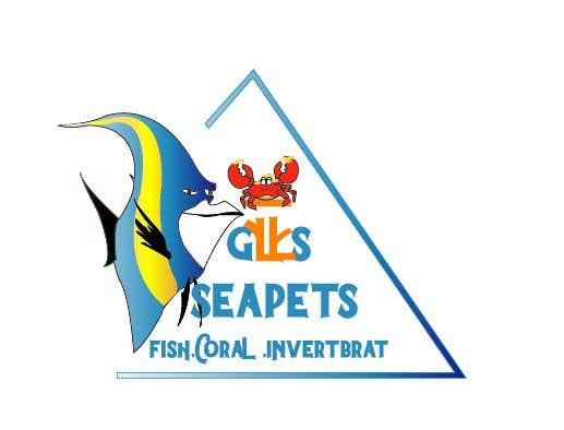 Penyertaan Peraduan #421 untuk Logo (Gills Seapets)