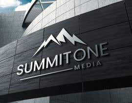 #482 untuk Logo - Summit 1 media / Summit One media / Summit One / Summit 1 oleh rehannageen