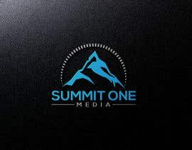 #496 untuk Logo - Summit 1 media / Summit One media / Summit One / Summit 1 oleh shoheda50