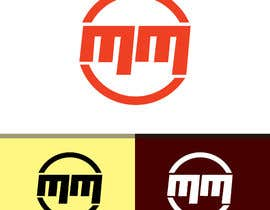 nº 134 pour A logo for a bricklayer with two Ms par talha609ss