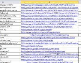 Nro 6 kilpailuun Top level directory placements across all search engines käyttäjältä zaidur101