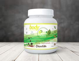 #15 cho Product label required for my supplement company bởi aburasel8080
