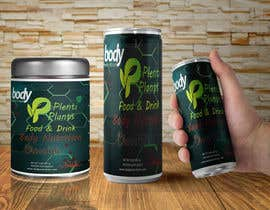 #4 for Product label required for my supplement company by setu99design