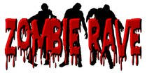 Logo Design for ZOMBIE RAVE için Graphic Design62 No.lu Yarışma Girdisi