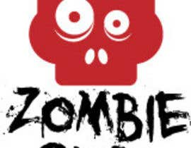 #81 para Logo Design for ZOMBIE RAVE por sergiovc