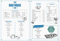 Graphic Design Entri Peraduan #3 for I need some Graphic Design for the Boathouse Restaurant and Bar