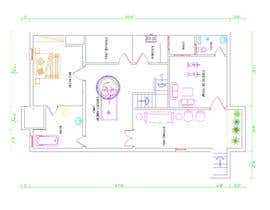 #31 для Design Floor plans for finished basement от murtazanawaz08