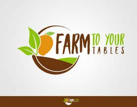 #2 para Need Logo For my ecommerce website  (farm to your tables) por athinadarrell