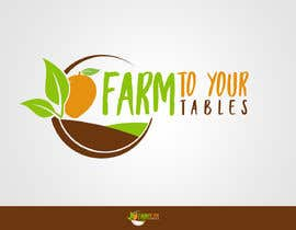 #61 para Need Logo For my ecommerce website  (farm to your tables) por athinadarrell