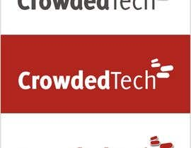 nº 137 pour Logo Design for CrowdedTech par abd786vw