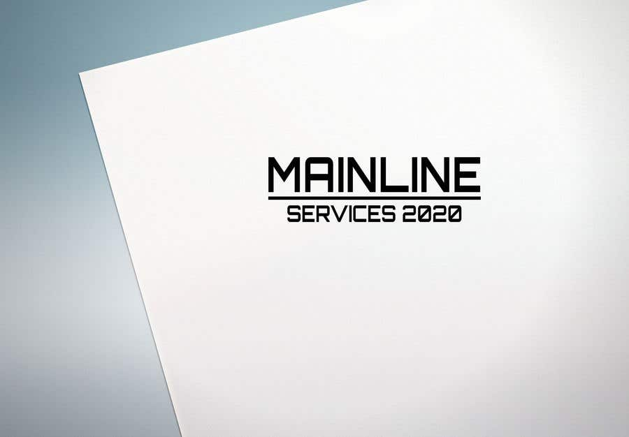 Inscrição nº 59 do Concurso para MAINLINE SERVICES 2020