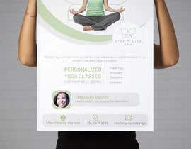 #260 cho Dear Freelancer,   I'd like you to use your beautiful creativity and talent to create a marketing POSTER and a FLYER for my YOGA activity which I can easily change the text/objects afterwards.   Those should be inspired and in accordance with my LOGO and  bởi stylishwork