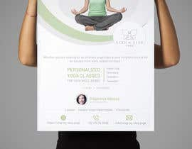 #278 cho Dear Freelancer,   I'd like you to use your beautiful creativity and talent to create a marketing POSTER and a FLYER for my YOGA activity which I can easily change the text/objects afterwards.   Those should be inspired and in accordance with my LOGO and  bởi stylishwork