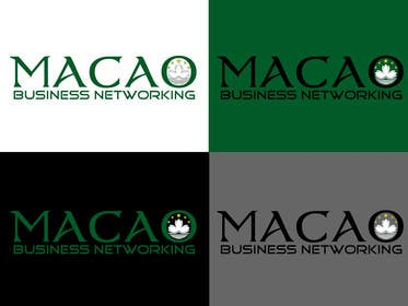 #5 for Logo Design for Macao Business Networking Group by plesua