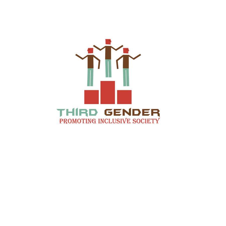 Kilpailutyö #75 kilpailussa Logo - IndianThirdGender.com