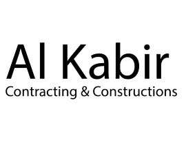 #102 untuk Brand name for a contracting and construction company oleh oumomenmr