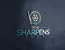 """#60 for """"Iron Sharpens Iron"""" Screenwriters Group Logo af athinadarrell"""