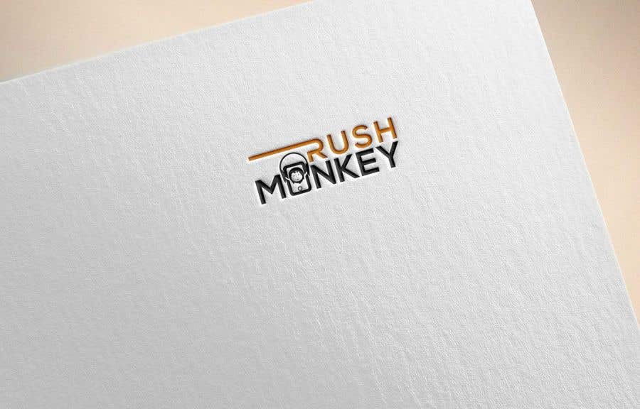 Proposition n°135 du concours Make for Us a Logo - Rush Monkey