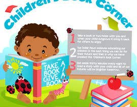 #21 untuk Illustration Design for The Children's Book Corner at Top Dollar Pawn oleh egreener