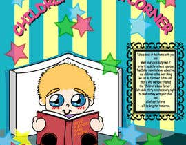 #20 for Illustration Design for The Children's Book Corner at Top Dollar Pawn by PanQ24
