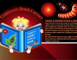 #27 za Illustration Design for The Children's Book Corner at Top Dollar Pawn od priyascolddog