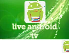 #15 for Live AndroidTv design by ahmadwoot