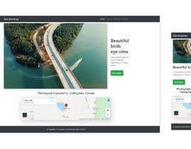 #24 , webpage designed to showcase a photograph 来自 AjijulAbid