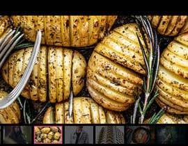 Nro 34 kilpailuun webpage designed to showcase a photograph käyttäjältä mdsobuzchandar52