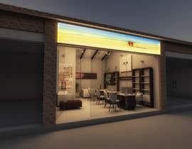 Nro 26 kilpailuun Diseño de interior y exterior de Agencia de Viajes (Interior and exterior design travel agency) käyttäjältä majid000