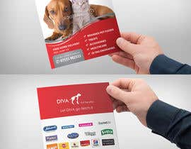 #19 para Stationery Design for Diva Pet Supplies por Brandwar