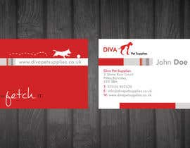 nº 17 pour Stationery Design for Diva Pet Supplies par mishyroach