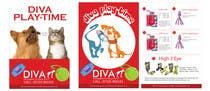 Graphic Design Konkurrenceindlæg #23 for Stationery Design for Diva Pet Supplies