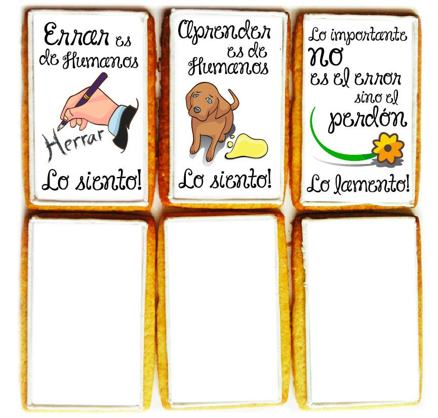 Konkurrenceindlæg #                                        37                                      for                                         Illustration Design for diselo con una galleta! Spain