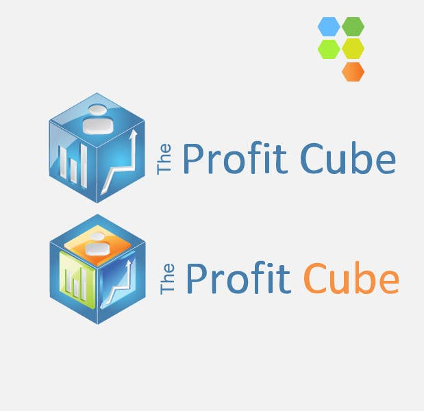 Konkurrenceindlæg #                                        130                                      for                                         Logo Design for The Profit Cube