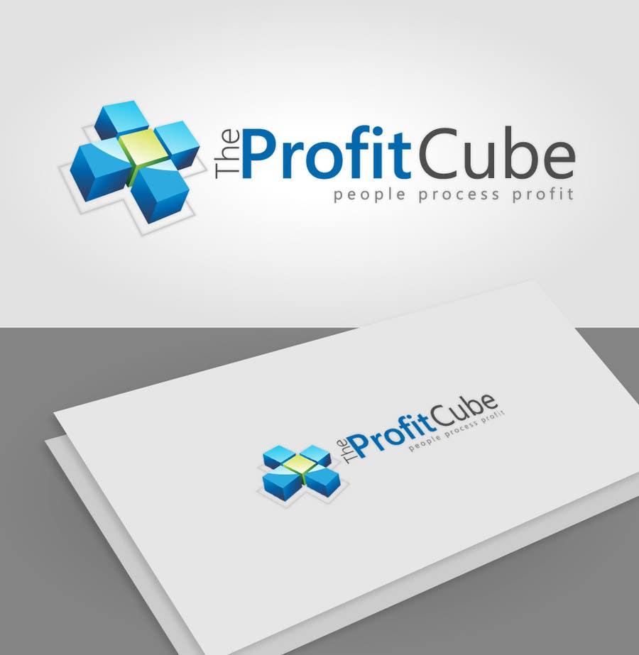 Konkurrenceindlæg #                                        246                                      for                                         Logo Design for The Profit Cube