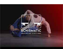 #4 for I need a logo designed for my Jiu-Jitsu company called Schismatic Industries af noobguy19