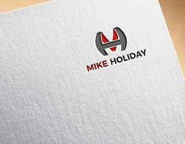 """#104 para modern, cool logo for dj  """"Mike Holiday"""" por CreativityforU"""