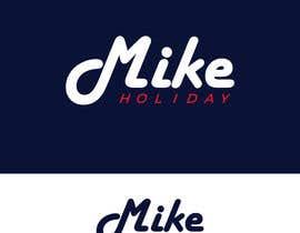 "#26 para modern, cool logo for dj  ""Mike Holiday"" por nilufab1985"
