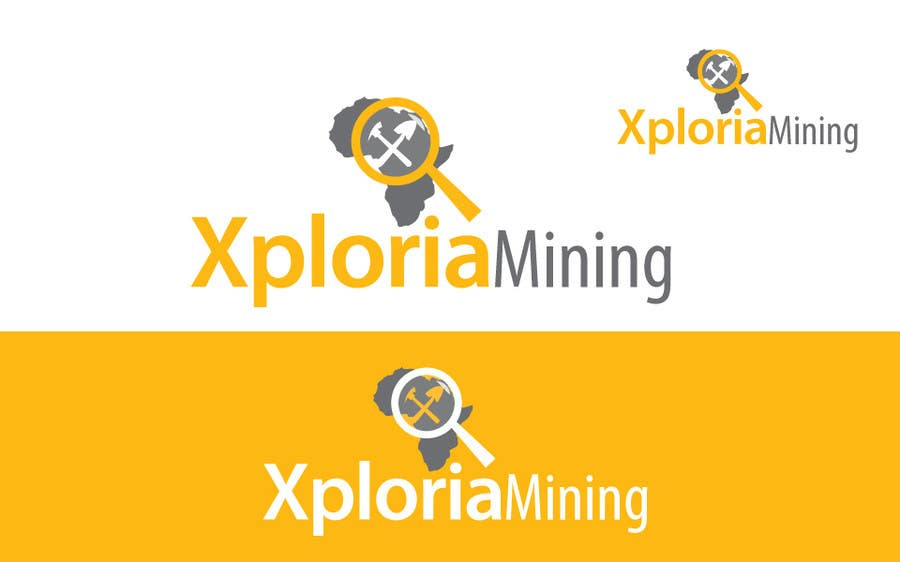 Kilpailutyö #                                        41                                      kilpailussa                                         Logo Design for a Mining Company